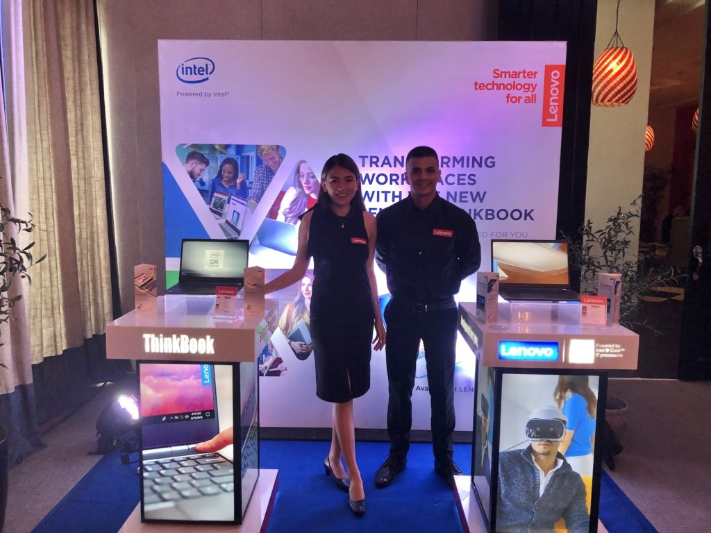 Lenovo ThinkBook models