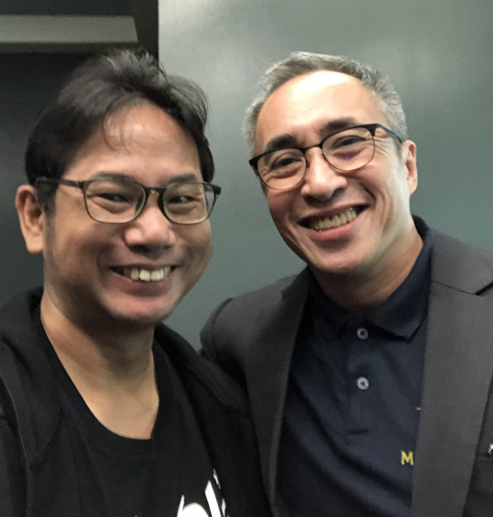 Mineski Global Head of Marketing Patrick Larraga