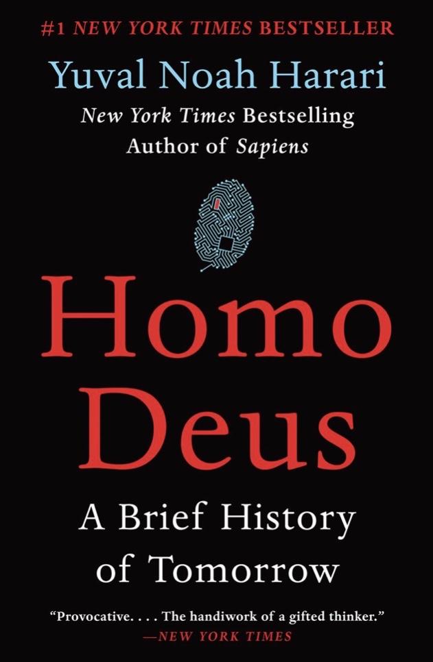 """Dataism and """"Homo Deus"""""""