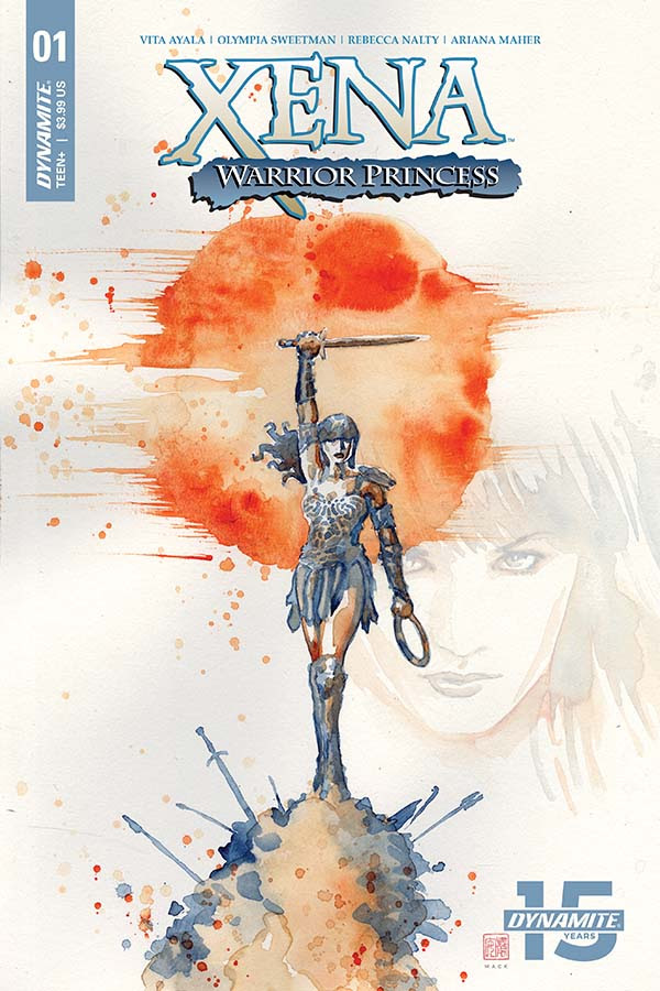 The Dynamite bundle features over 70 individual issues and a dozen graphic novels.