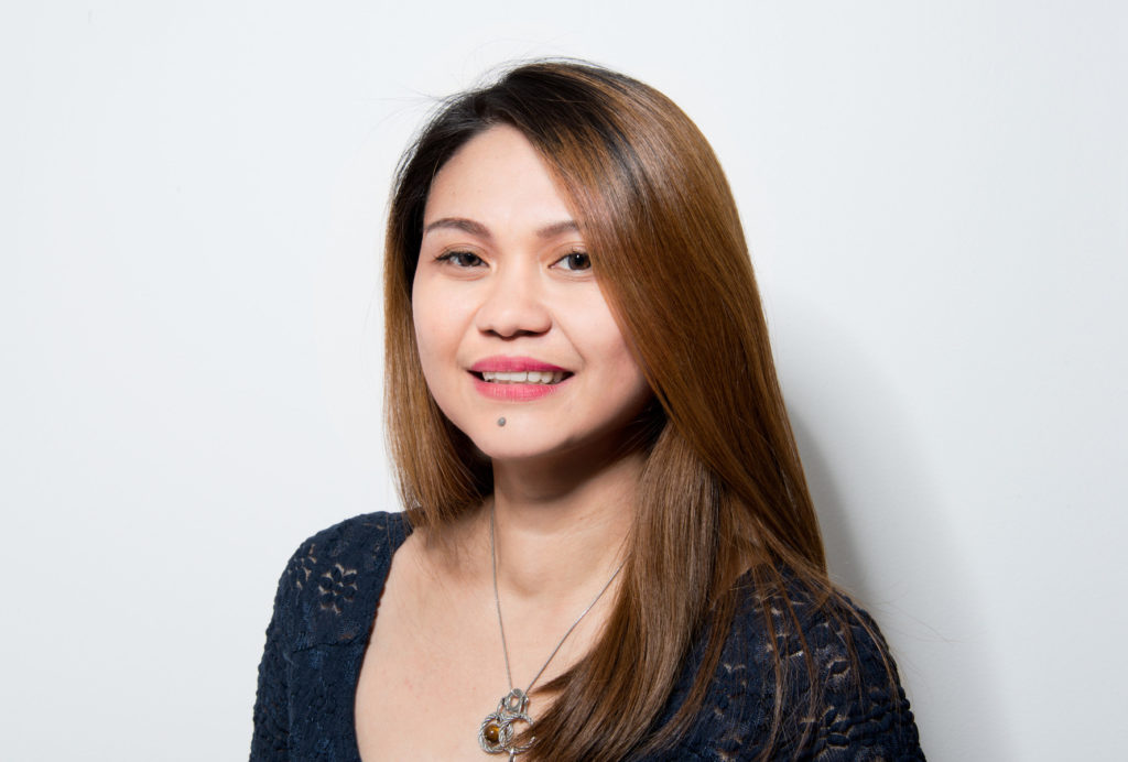 TaskUs People Director Emma Ruth Guevarra says it's important to reinforce company culture.