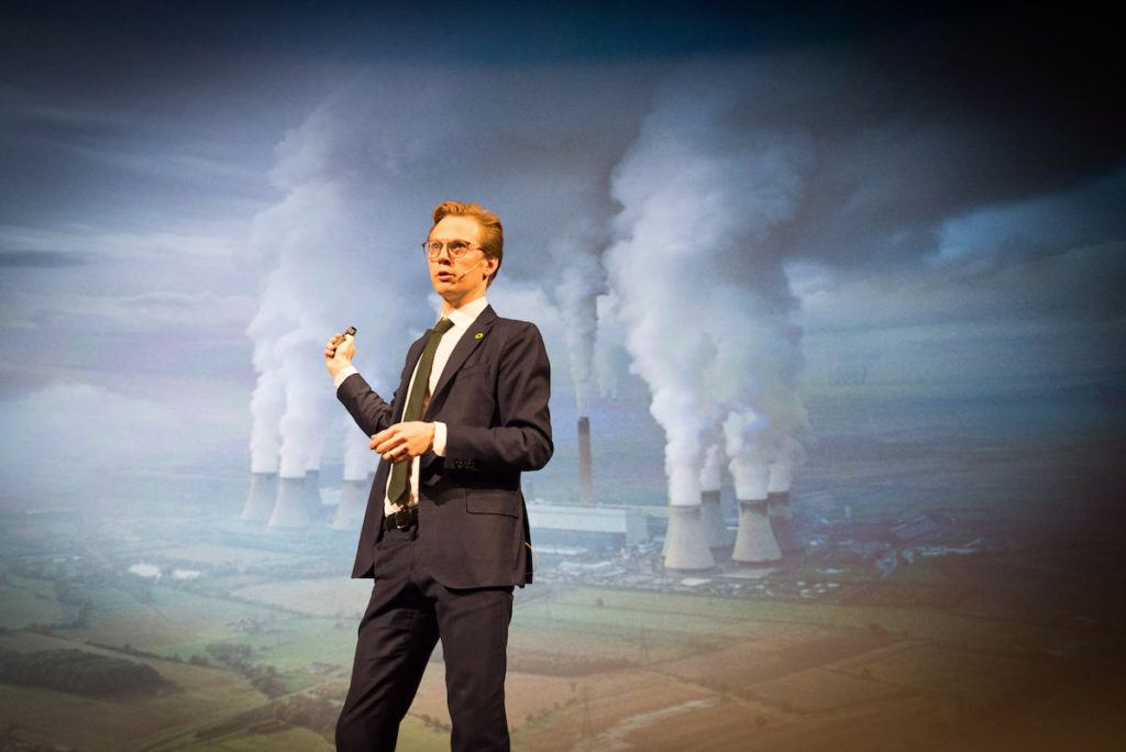 We Don't Have Time Founder and CEO Ingmar Rentzhog says we cannot ignore the climate crisis.