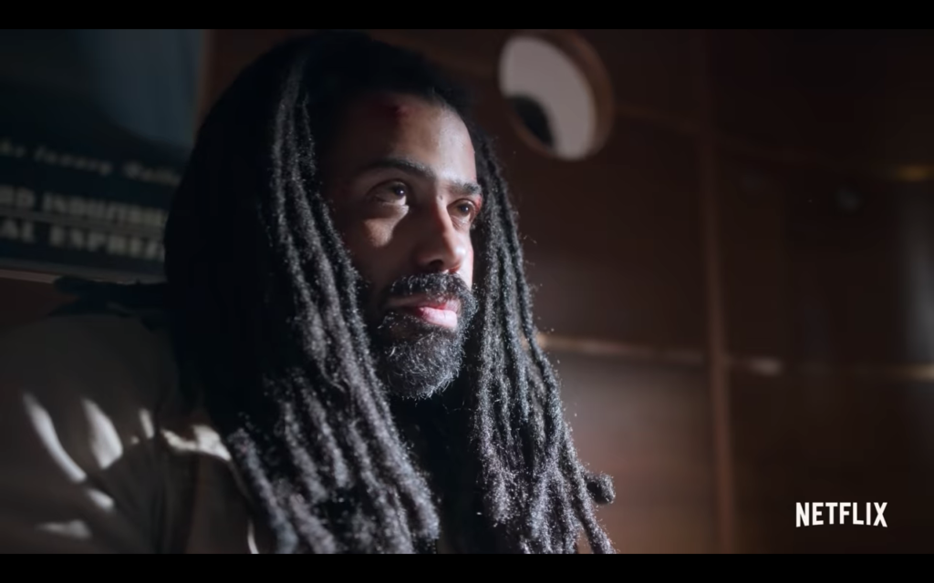 """The """"Snowpiercer"""" TV series brings together Daveed Diggs and Jennifer Connelly."""
