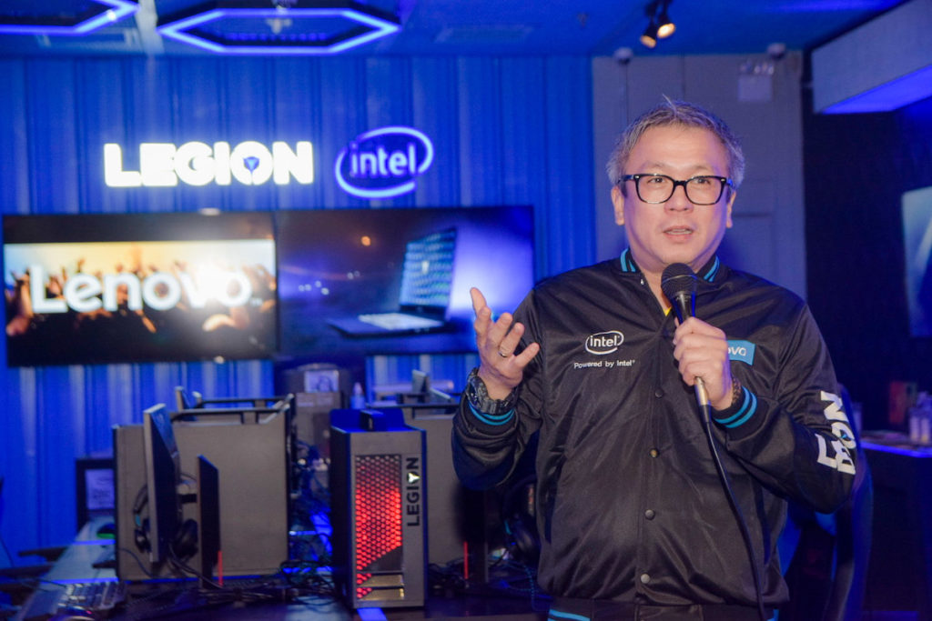 Even before the pandemic forced employees to work from home, a shift in work arrangements was already taking place, says Lenovo Philippines President and General Manager Michael Ngan.