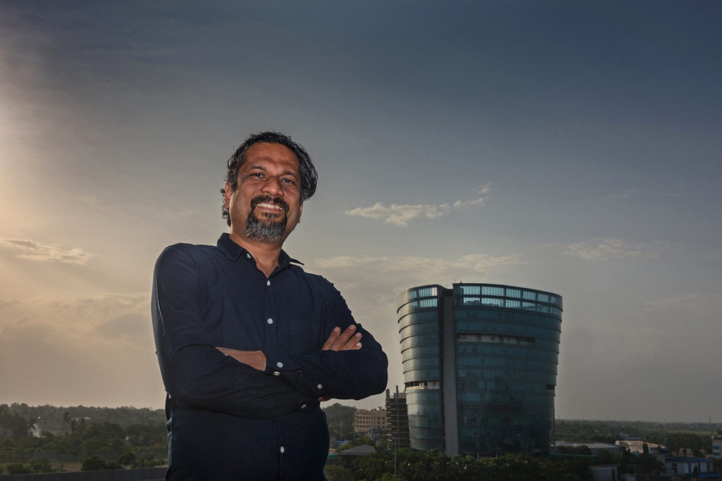 Zoho Co-founder and CEO Sridhar Vembu says the Vertical Relief Plan will provide maximum assistance for businesses and organizations within the most affected  industries.