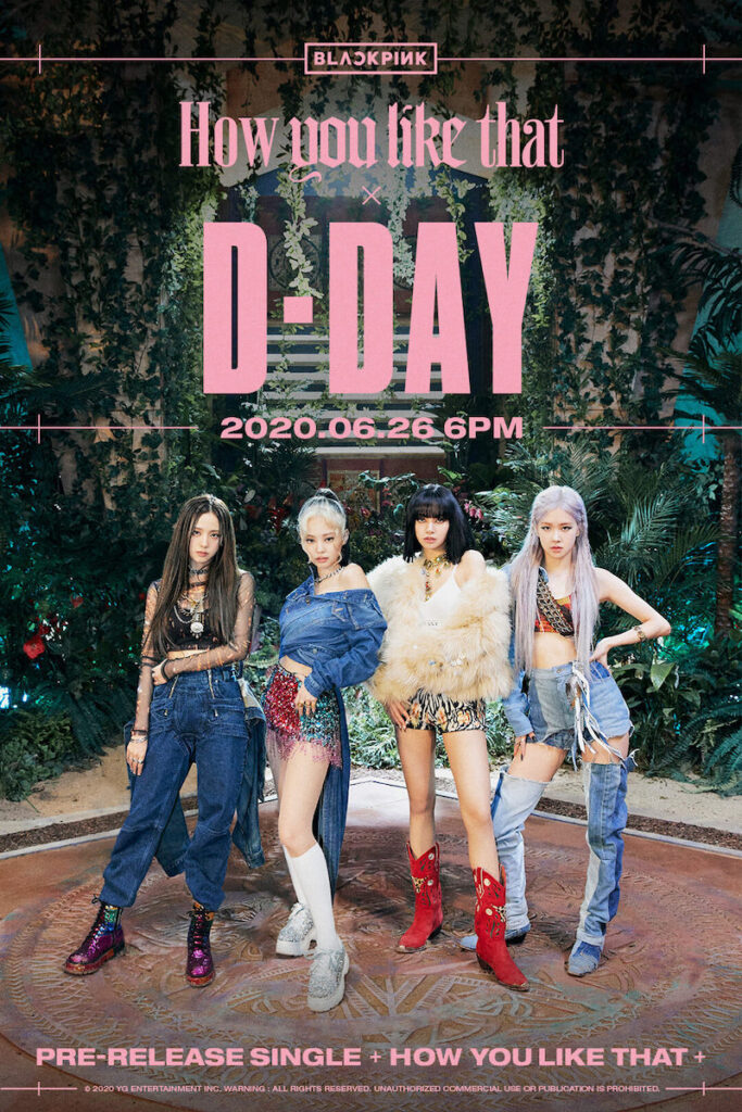 "Today, June 26, is ""How You Like That"" day for Blinks -- the loyal fans of the popular South Korean girl group BLACKPINK."