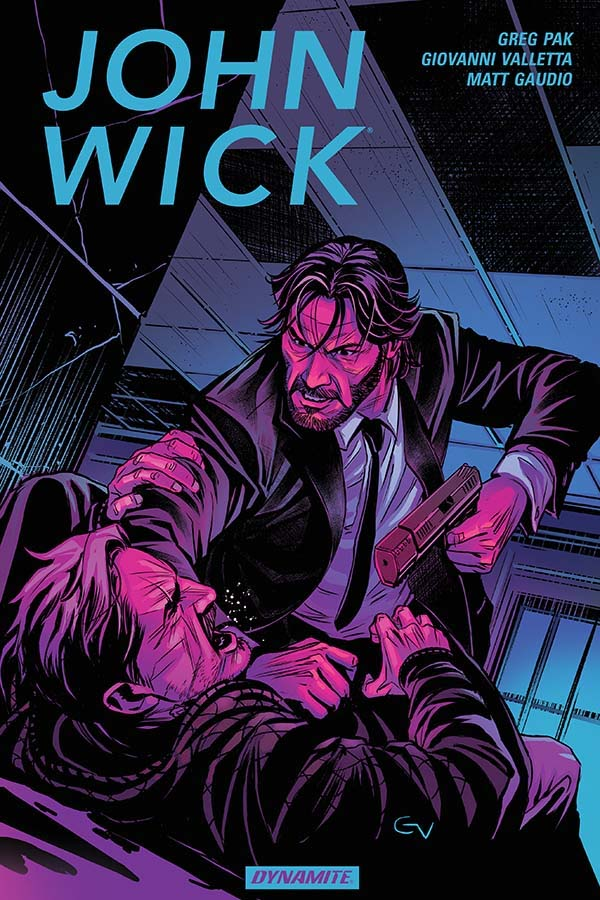 Comics previews: Dynamite releases on June 24, 2020.John Wick Trade Paperback. Image credit: Dynamite Entertainment