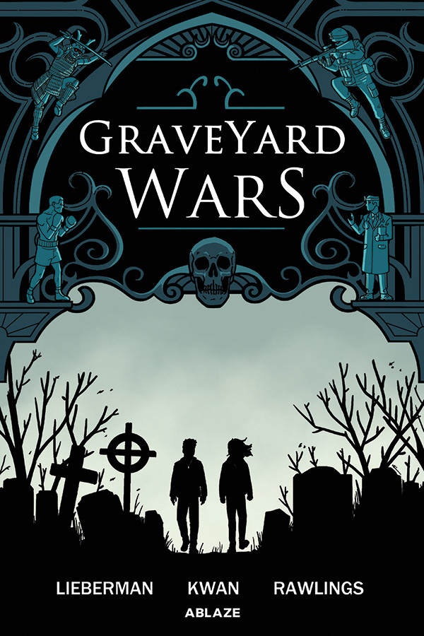 Welcome to the world of Graveyard Wars. Image credit: ABLAZE