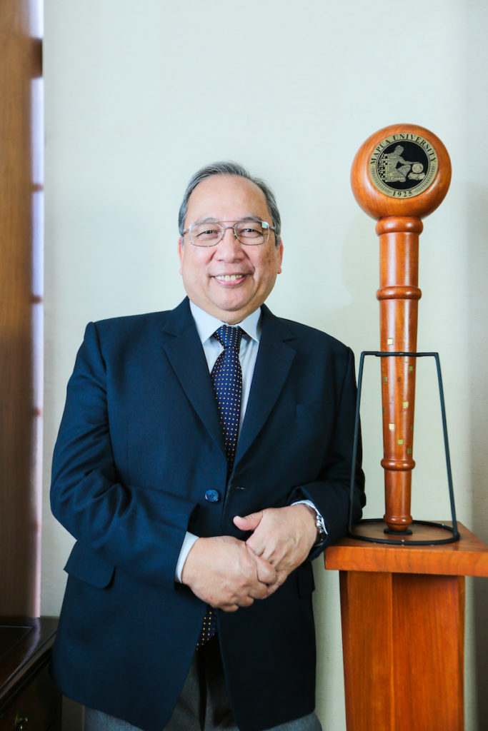 Mapua University President and CEO Reynaldo Vea says schools must be prepared not just to offer remote learning to students, but also to train personnel for remote work.
