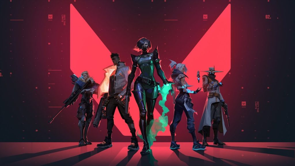 Riot Games is launching VALORANT on June 2.