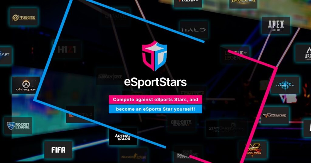 A new platform called eSportStars is now open for pre-registration. Image credit: Kartz Media Works