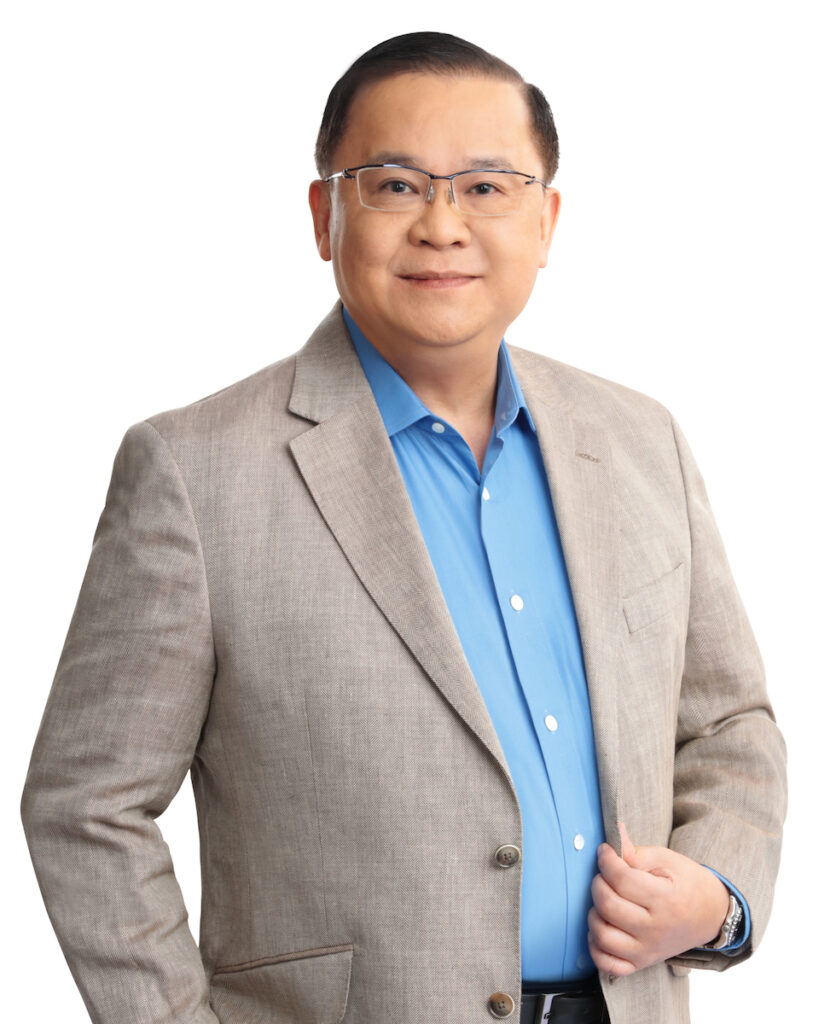 Union Bank of the Philippines President and CEO Edwin R. Bautista says the Bonds.PH mobile app will benefit every Filipino.