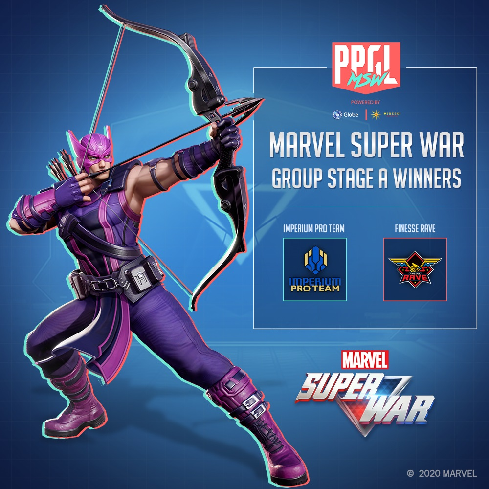 The Philippine Pro Gaming League (PPGL) will crown its first ever Call of Duty: Mobile (CODM) and MARVEL Super War (MSW) champions in the grand finals on July 31 and Aug. 1.
