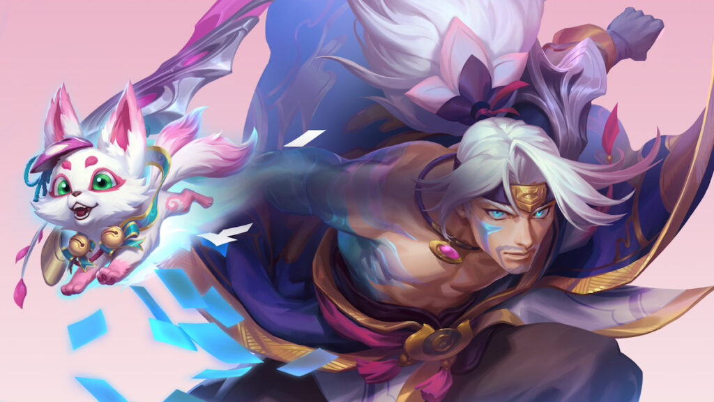Spirit Blossom is a new in-game event from Riot Games that embraces anime with immersive storytelling, expressive designs, and multiple-game coordination.