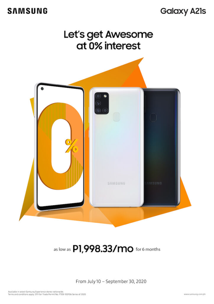 "With the arrival of the new Galaxy A21s and A11, Samsung Philippines is encouraging Gen Z to bring out their ""awesome""."