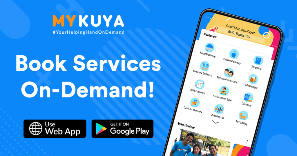 Recognizing the needs of Filipinos in the new normal, on-demand service provider MyKuya has introduced new and unique offerings, including barber services in partnership with Felipe and Sons.