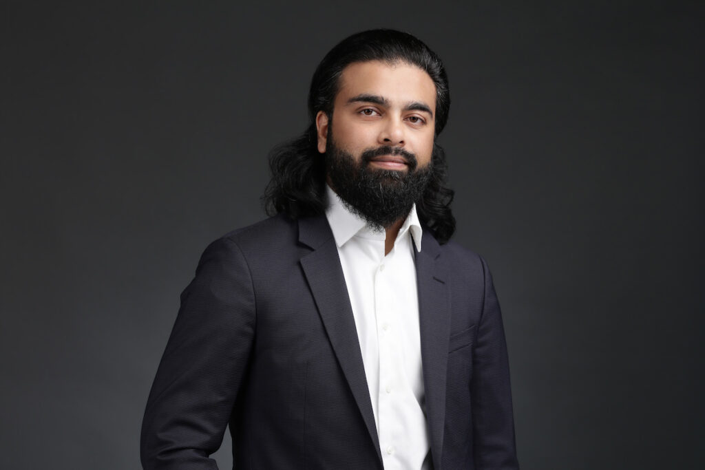 Fasset Founder and CEO Mohammad Raafi Hossain says they want to create a blockchain-based ecosystem for the efficient financing of sustainable infrastructure.