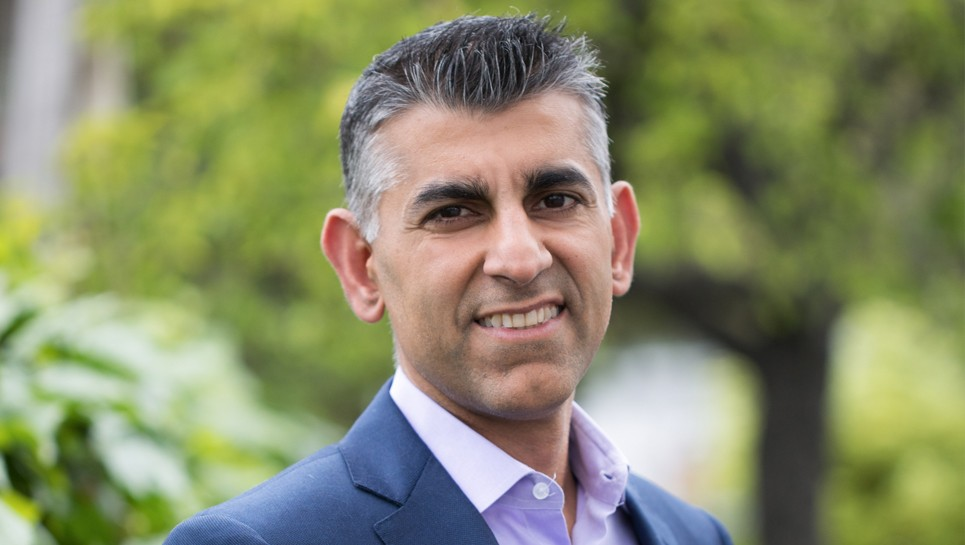 VMWare SVP and Chief Customer Experience Officer Sumit Dhawan says businesses should use the lessons learned from embracing remote work to create a better post-pandemic world. Image credit: VMWare Media Resources