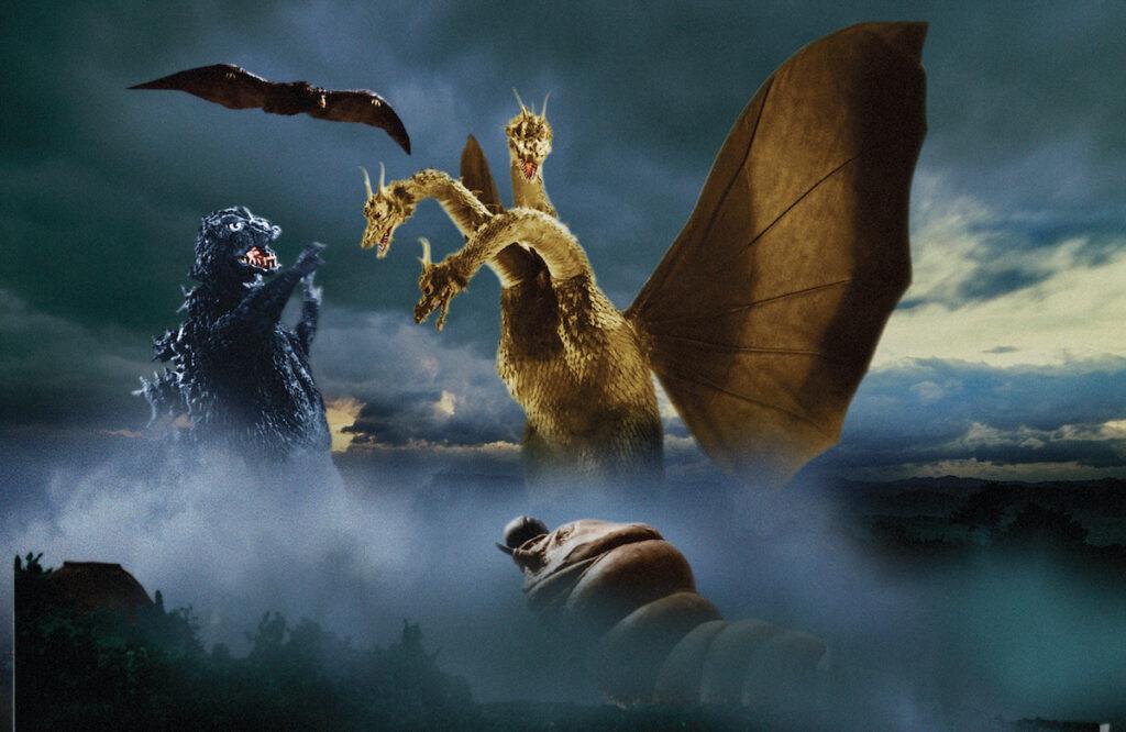 Nov. 3 is Godzilla Day. Image credit: © Toho
