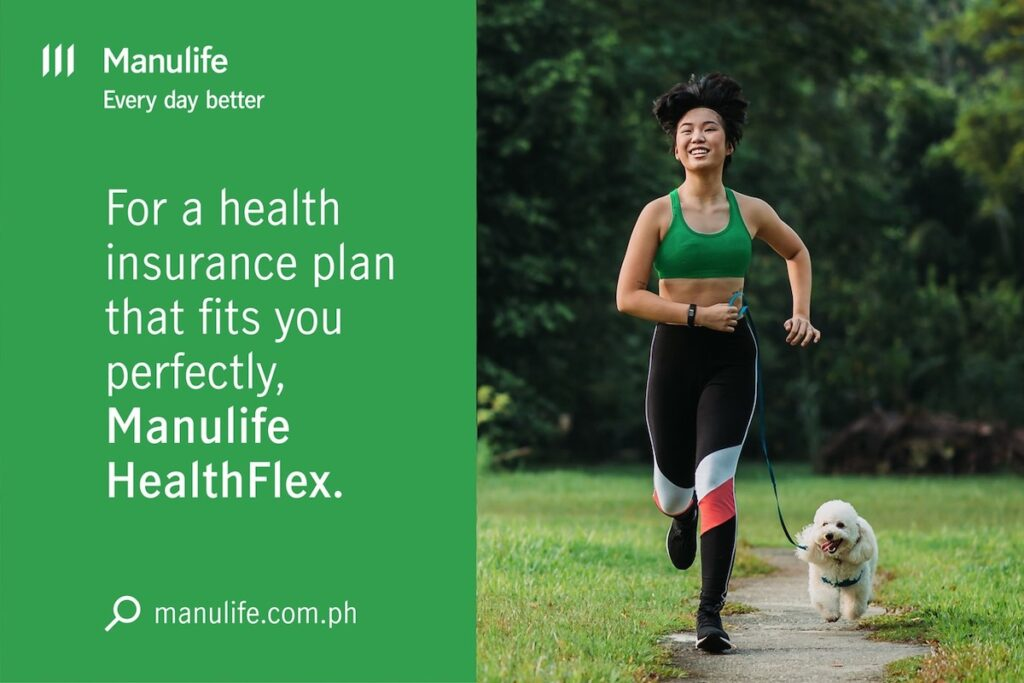 In line with the new mindset of Filipinos, Manulife has launched HealthFlex, an innovative and accessible life and health insurance solution.