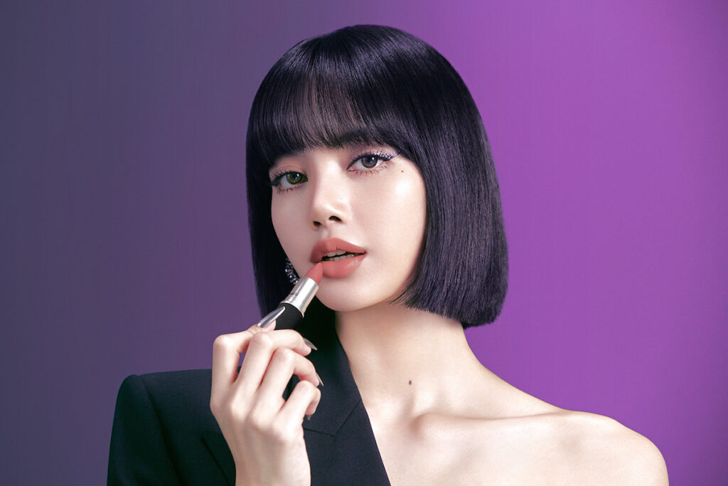 MAC Cosmetics today named Thai rapper, singer, and dancer Lalisa Manoban a.k.a. Lisa of BLACKPINK as its new global brand ambassador. Image credit: MAC Cosmetics