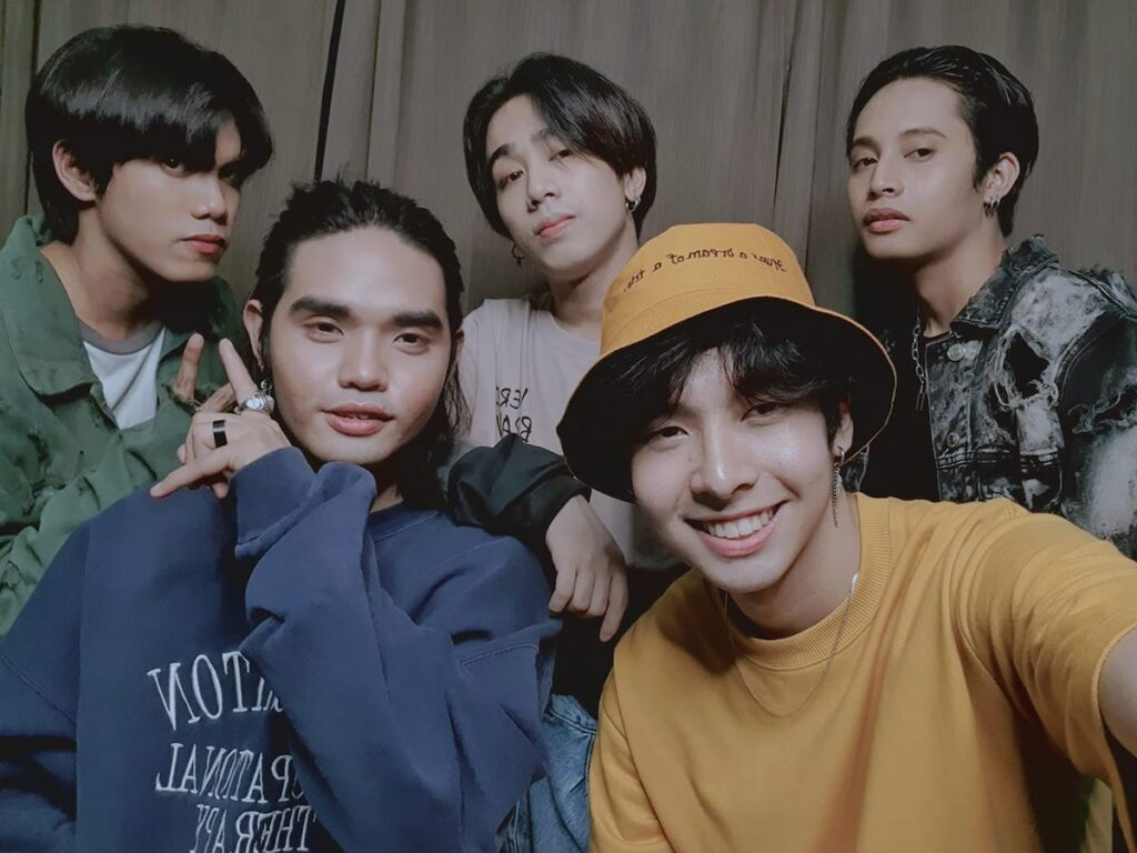 SB19: Filipino idol group spreads P-pop and positivity - Digital Life Asia