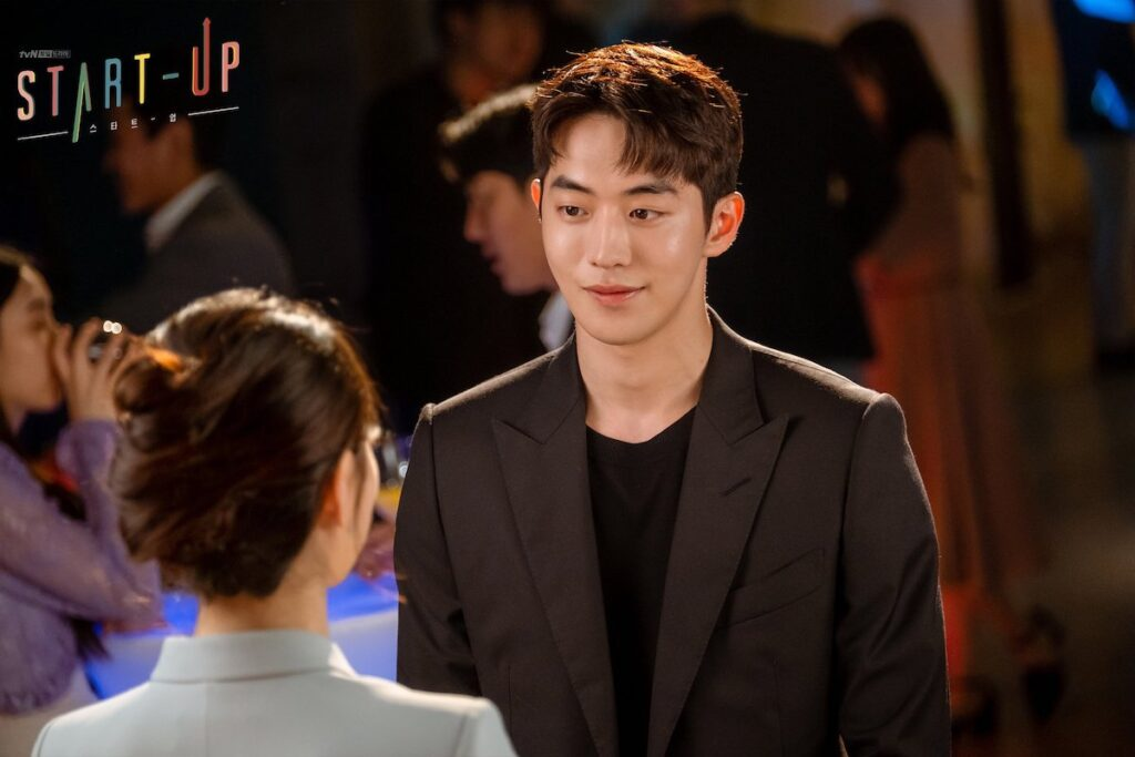 """""""Start-Up"""" Episode 3 serves as a major turning point for all four of the main characters in tvN's charming K-drama about startups. Image credit: tvN"""