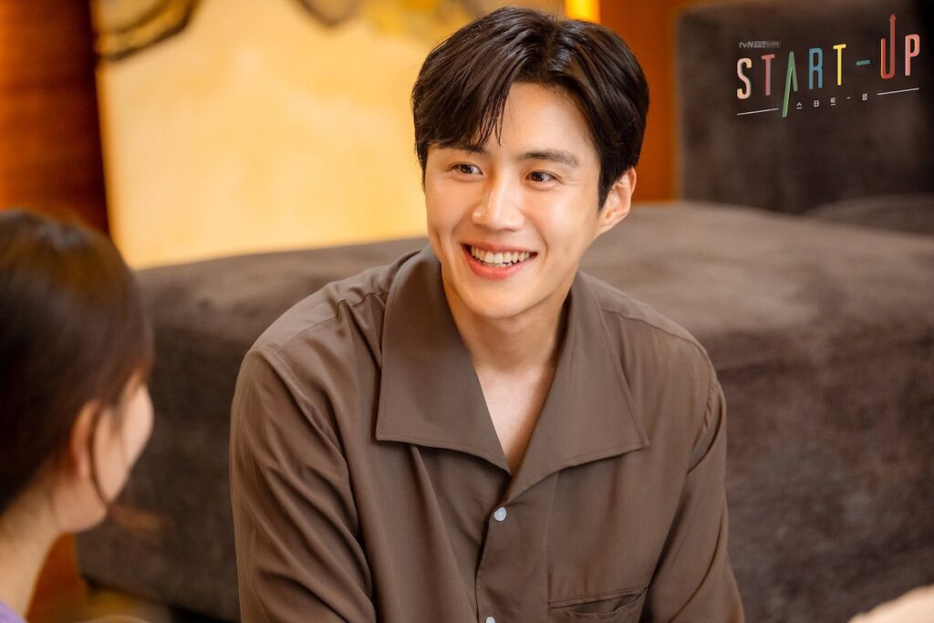 """""""Start-Up"""" Episode 4: Kim Seon Ho keeps stealing the show -- and hearts -- as Han Jip Yeong. Image credit: tvN"""