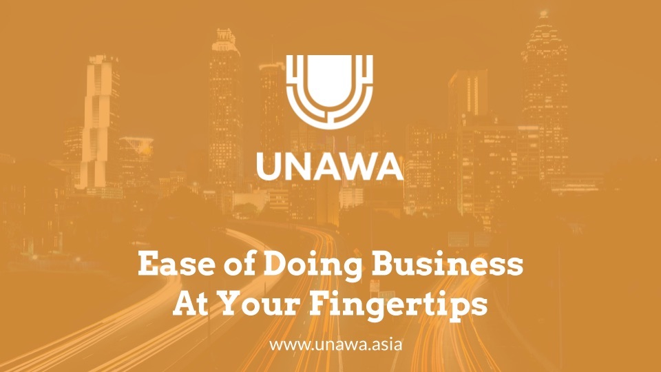 Philippine regulatory technology startup UNAWA was the first runner-up in the Business Plan Challenge of the 2020 LES APAC Conference.