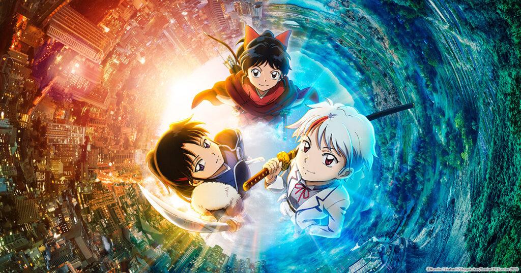 """Inuyasha"" sequel ""Yashahime: Princess Half-Demon"" is now streaming. Image credit: VIZ Media"