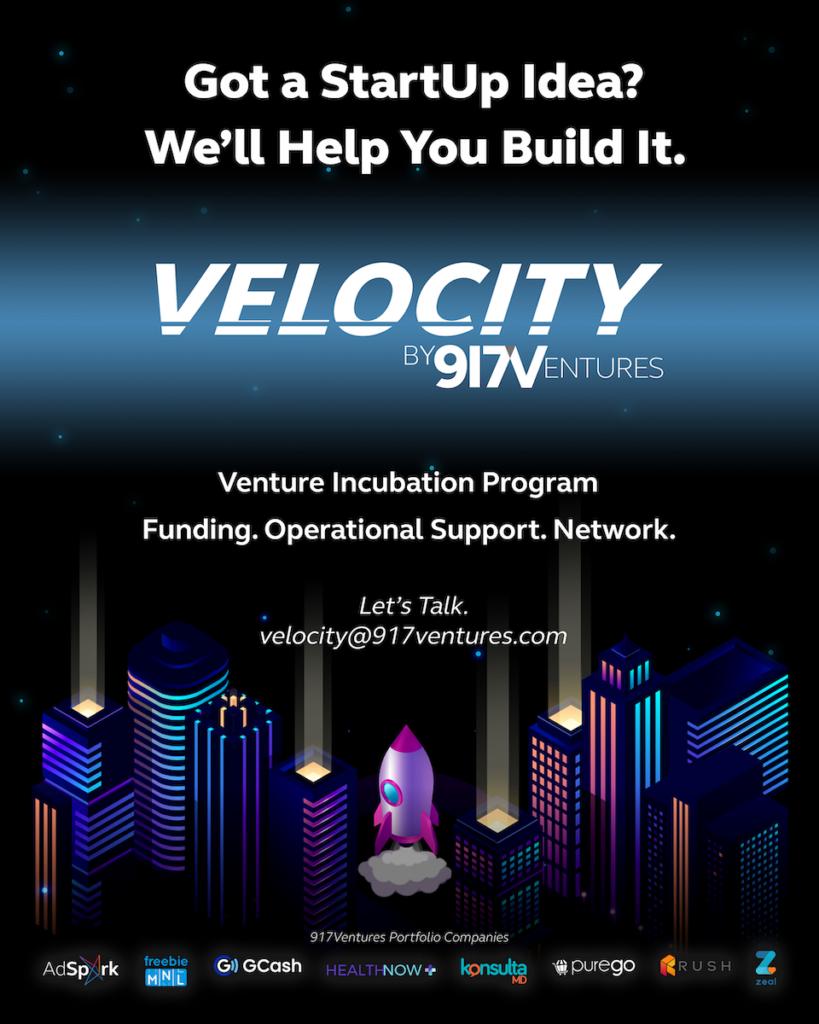 917Ventures has launched a regional venture incubation program. Image credit: Globe Telecom