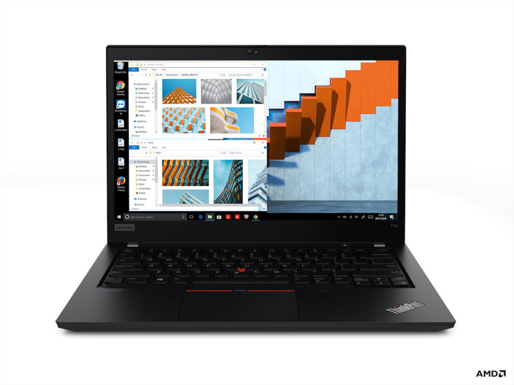 Lenovo is introducing the newest slate of AMD-powered ThinkPads that will enable more companies to embrace flexible working.
