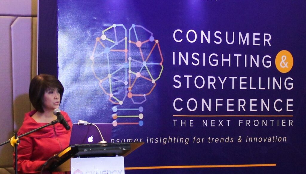 Synergy Market Research + Strategic Consultancy President and CEO Germaine Reyes says consumer insights will help businesses flash forward to the next and future normal.