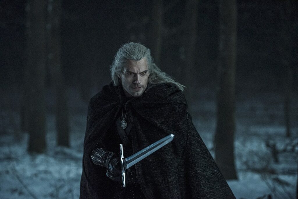 Image credit: Production still from 'The Witcher'. Photo courtesy of Netflix.