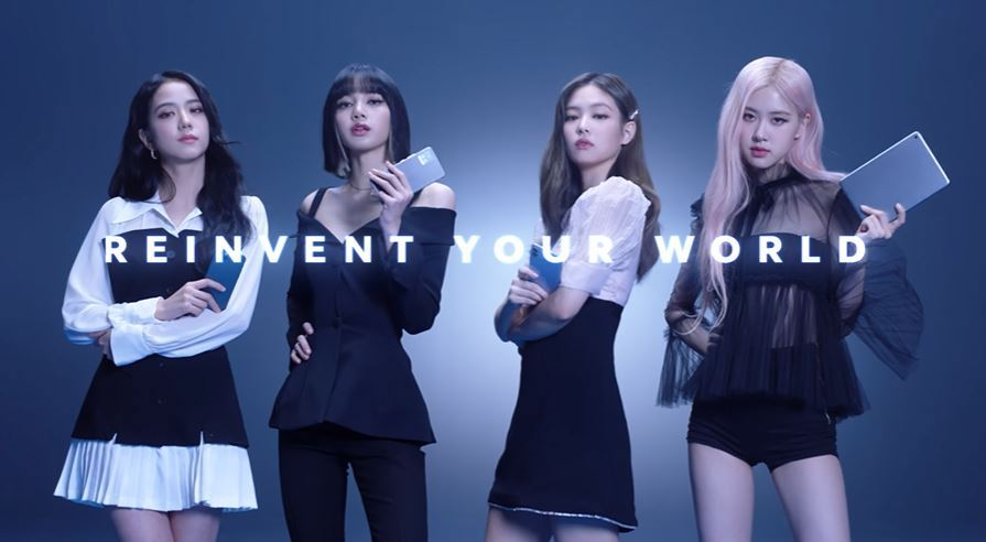 Philippine telco Globe Telecom made legions of BLINKS happy with the world premiere last night of the first Globe and BLACKPINK TVC. Image credit: Globe Telecom