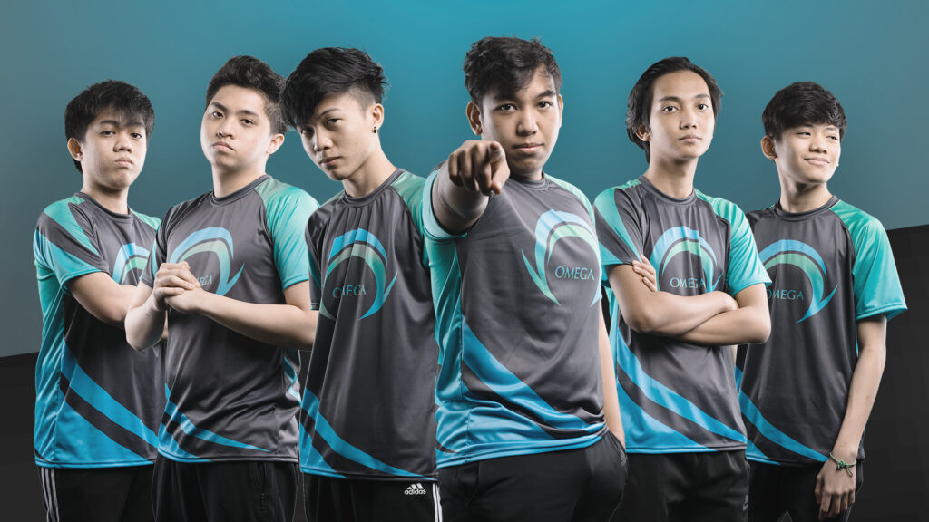 Smart Omega will be one of the professional teams representing the Philippines in the Mobile Legends: Bang Bang M2 World Championships. Image credit: Smart Communications