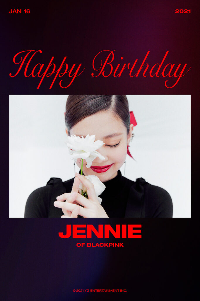 Want to know just how popular Jennie of BLACKPINK is? She celebrated her 25th birthday on Jan. 16 with two impressive YouTube milestones. Image credit: YG Entertainment