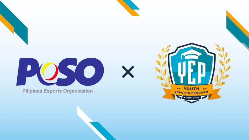 To institutionalize the training of esports athletes, the Pilipinas E-Sports Organization has accredited the Youth Esports Program. Image credit: Mineski