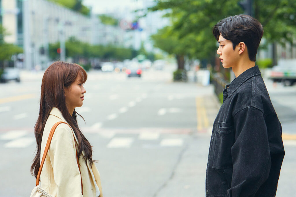 "Netflix Philippines has released the first-look stills from Season 2 of the Netflix Original Series ""Love Alarm"" and announced that it will be released on March 12. Image credit: Netflix"