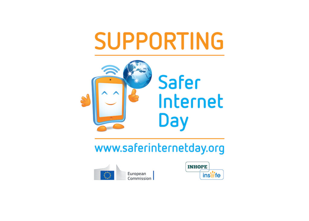 Today, Feb. 9, is Safer Internet Day. Safer Internet Day has grown from being a European event in 2004 to being celebrated globally. Image credit: Safer Internet Day