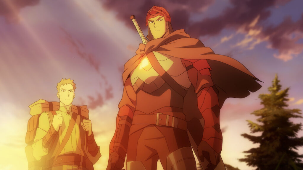 "Fans of the online game Dota 2 rejoice, because the highly anticipated anime series ""DOTA: Dragon's Blood"" is coming to Netflix on March 25. Image credit: Netflix"