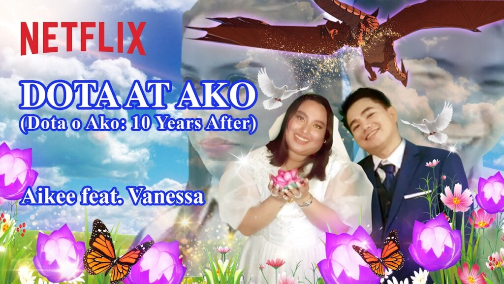 "It's a question that almost every Filipina girlfriend would angrily ask their boyfriend: ""DOTA o ako? (DOTA or me?)"" Now, ten years later, the ""DOTA o Ako"" music video sequel is here, starring the couple everyone could relate to: Aikee and Vanessa."