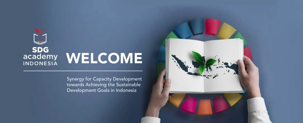 Image credit: Screenshot of SDG Academy Indonesia site