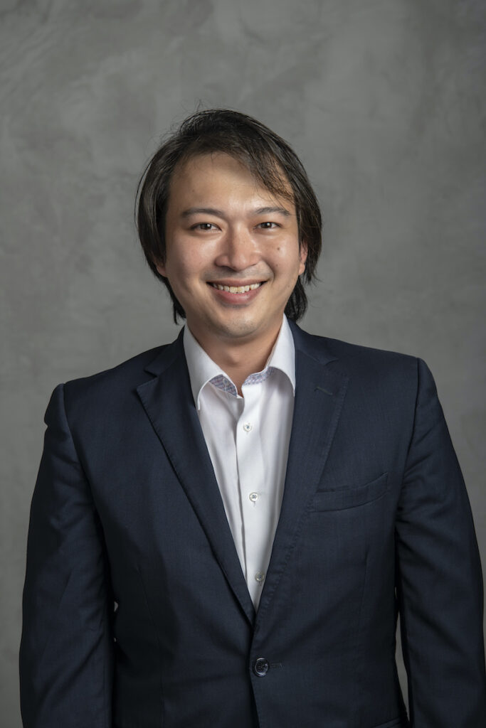 Tramés CEO and Co-Founder Kevin Lim believes in a paperless future for trade and transportation operations. Image credit: Tramés