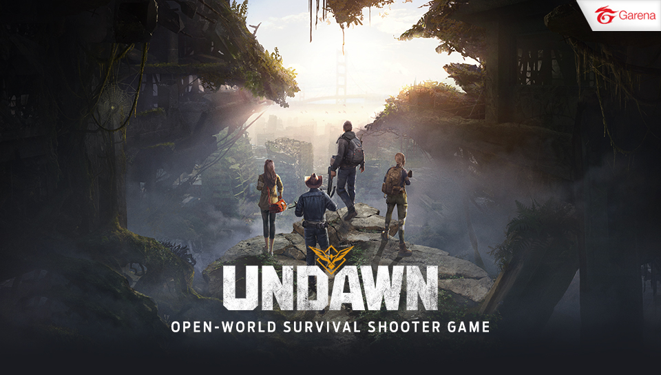 Unveiled at Garena World 2021, the largest gaming and esports event in Southeast Asia, Undawn is a survival shooter that will thrust players into a post-apocalyptic world overrun by zombies. Image credit: Garena