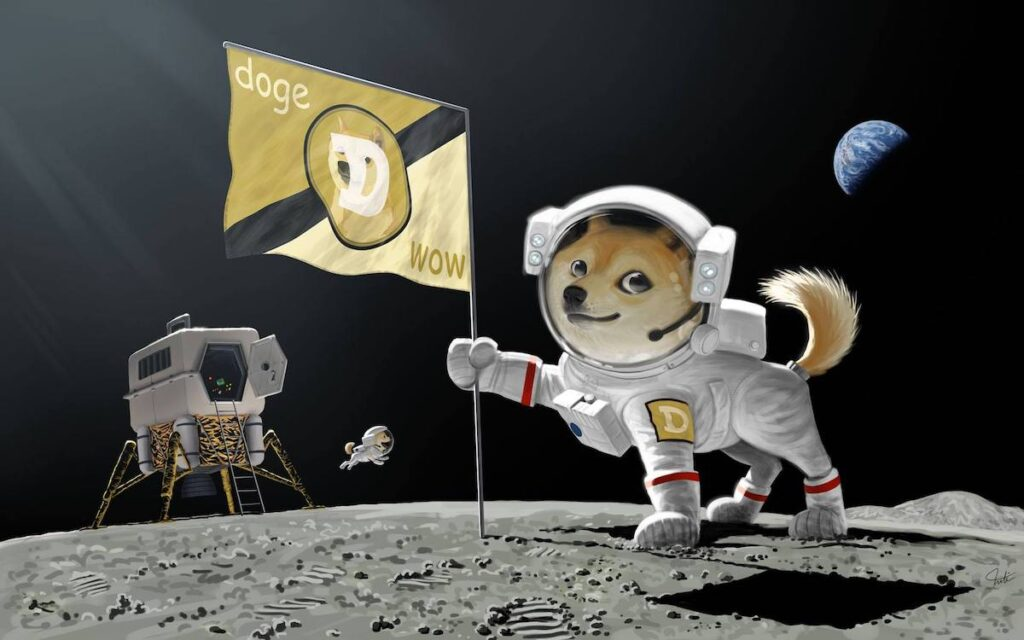 Millennials (a.k.a. Gen Y) and Gen Z love blockchain and cryptocurrency. They love doge. Banks? Not so much. Image credit: Dogecoin