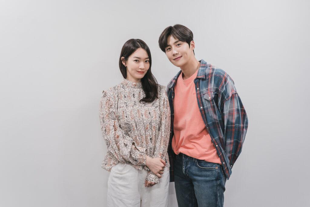 "Will ""Hometown Cha-Cha-Cha"" stars Shin Min-a and Kim Seon-ho become the best K-drama love team of 2021?"
