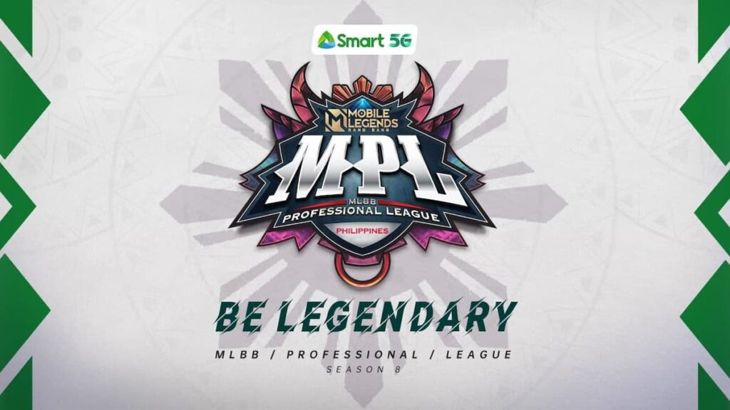 MOONTON Games and Smart Communications have teamed up again for Season 8 of MPL-PH, the country's largest mobile esports league. Image credit: Smart Communications