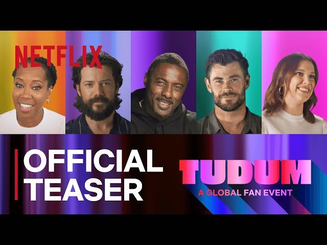 TUDUM. That's the first beat you hear whenever you watch a TV show or movie on Netflix, which I would argue has become as iconic a sound as the Nokia ringtone was for a previous age. Image credit: Netflix