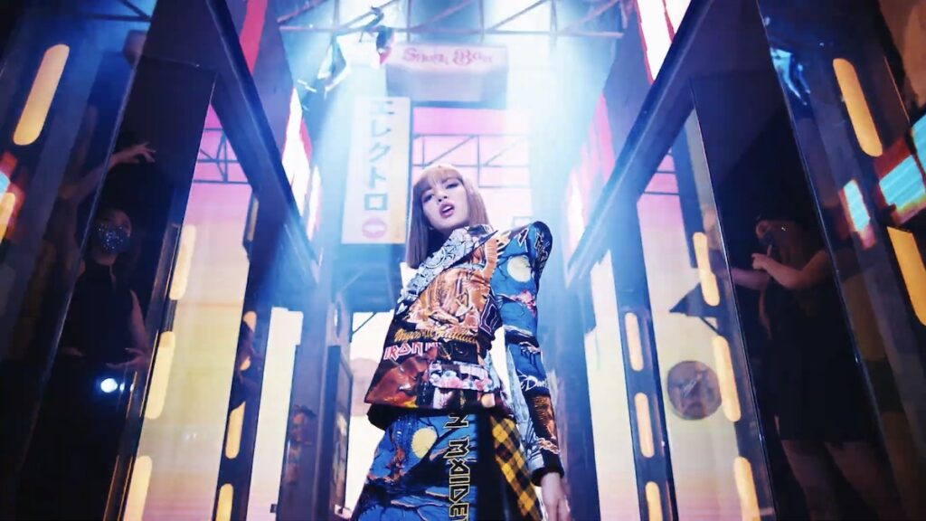 """With an infectious hip-hop song infused with Thai elements, the Lisa Solo Era has finally arrived with the world premiere of the """"Lalisa"""" music video (MV) and launch of her solo debut album """"LALISA"""". Image credit: Screenshot of 'Lalisa' MV on YouTube"""